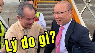 Vì sao ông Park vội vã đi gặp bầu Đức ngay sau khi ĐT Việt Nam vô địch