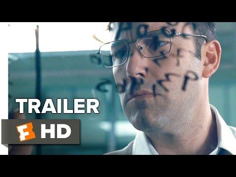 The Accountant TRAILER 1 (2016) - Ben Affleck, Anna Kendrick Thriller HD