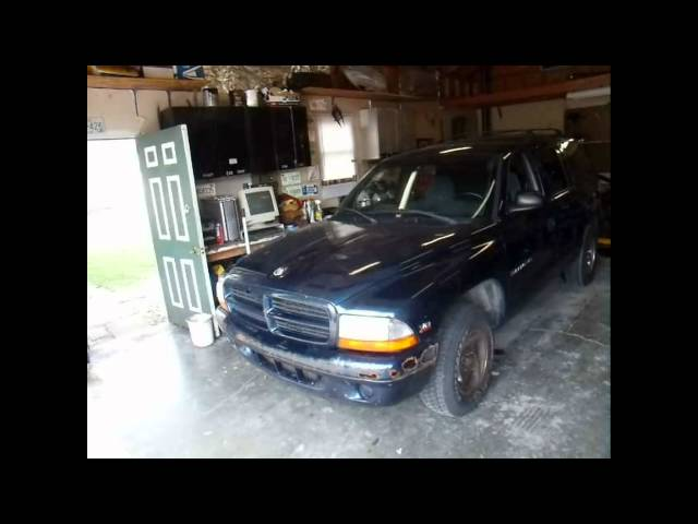 Cheap $500 1999 Dodge Durango SLT