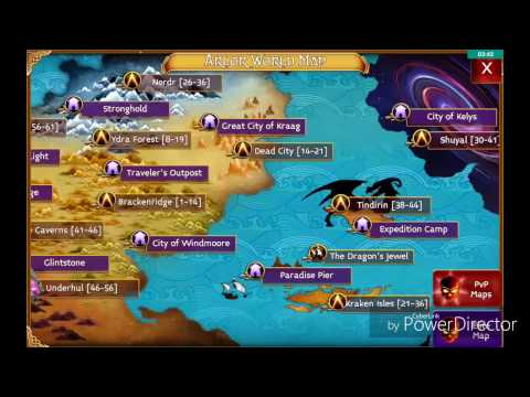 Arcane Legends: Best way to farm XP
