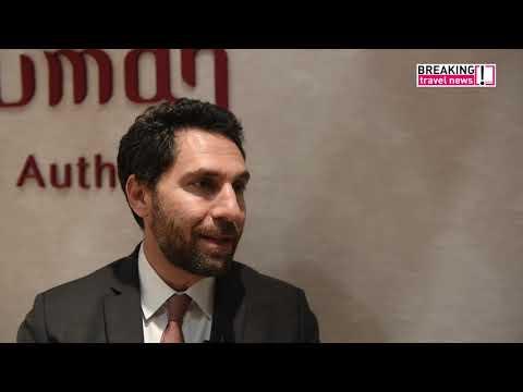 Haitham Mattar, chief executive, Ras Al Khaimah Tourism Development Authority