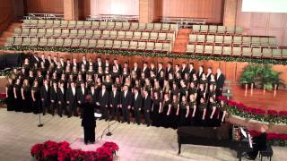 Believe (from The Polar Express) performed by the Indianapolis Youth Chorale (IYC)