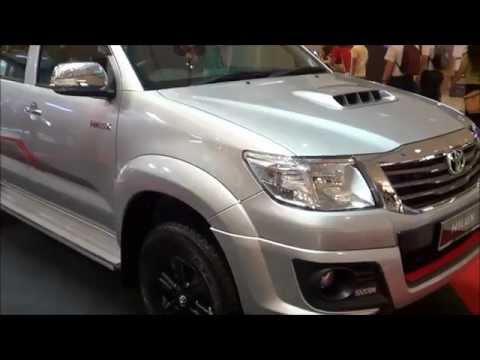 Toyota Hilux 2.5G TRD Sportivo 2015 Short Take