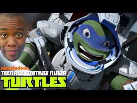 "NINJA TURTLES ""Earth's Last Stand"" Review"