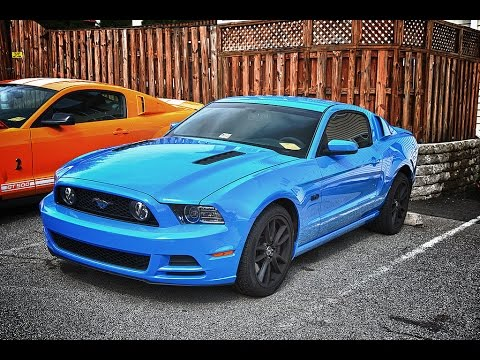 Best Ford Mustang exhaust sounds