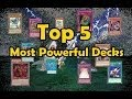 Top 5 Most Powerful Decks mp3