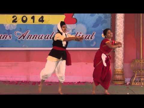 Dipadi Dipang Dance