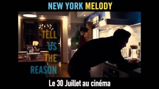 New York Melody - Adam Levine -  Lost Stars (Lyrics Video)
