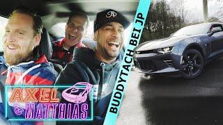 Buddytach bei JP Performance |Camaro Drift-Challenge | Axel & Matthias