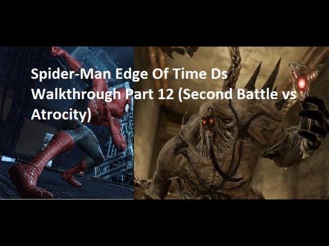 Spider-Man Edge Of Time Ds Walkthrough Part 12 (Second ...