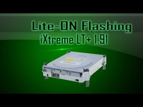 How To FLASH ALL Liteon Drives on Xbox 360 (X360USB and CK3 Probe V3)   LT+ 3.0   Video