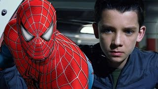 Asa Butterfield In Talks To Play Spider Man