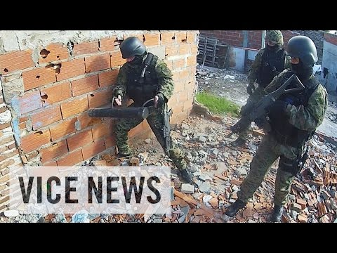 The Largest Anti-Drug Operation in Argentina: Rosario - Violence, Drugs, and Football (Part 3)