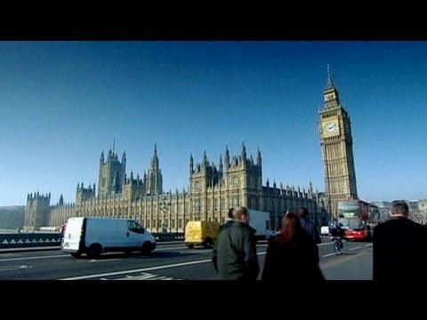 Grande Bretagne : l'activité économique s'est encore contractée