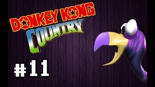 Donkey Kong Country: Episode 11 Master Necky Snr
