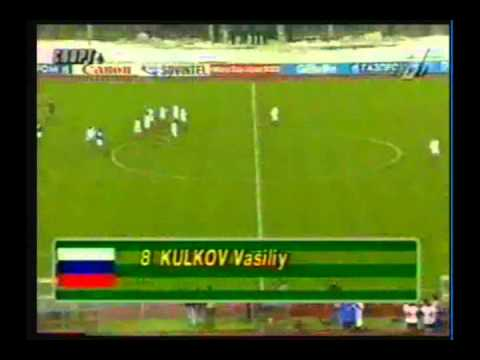 1995 (November 15) Russia 3-Finland 1 (EC Qualifier) (Russian Commentary).avi