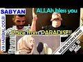 Arab React To | YA HABIBAL QOLBI versi SABYAN || MOROCCAN REACT