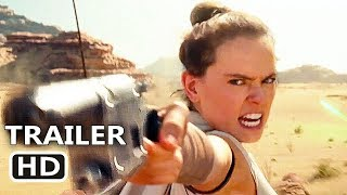 "STAR WARS 9 ""Rey blasts Stormtroopers"" Trailer (NEW 2019) The Rise of Skywalker Movie HD"