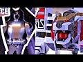 NEW Ranger Keys! Legacy Items! SDCC! (Power Rangers Super Megaforce)