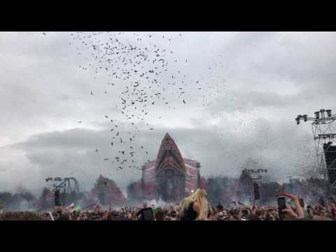 Dr. Peacock - Trip to Ireland @ DEFQON.1 2017. | 4K.