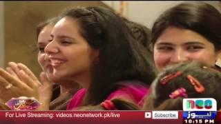 Mazah Eleven ( Funny Mushaira) 8 July 2016 | 2nd Day Eid | Neo News