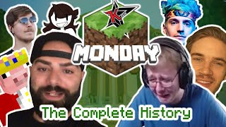 The Rise, Fall, and End of Minecraft Monday - A Documentary about Keemstar's Minecraft Tournament