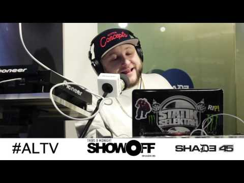 Crime Apple Showoff Radio Freestyle w/ Statik Selektah Shade 45 ep. 01/26/17