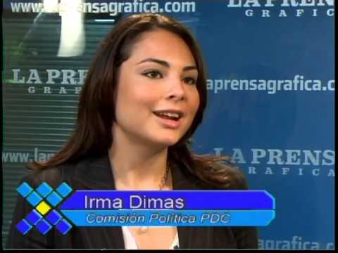 Irma Dimas, Comisión Especial PDC - 25 de Agosto de 2010