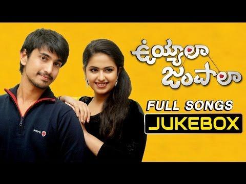 Uyyala Jampala Telugu Movie || Full Songs Jukebox || Raj Tarun, Anandi