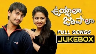 Raaj - Uyyala Jampala Telugu Movie Songs Jukebox || Raj Tarun, Anandi