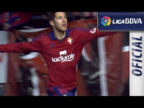 Resumen de Osasuna (3-0) Atlético de Madrid - HD - Highlights