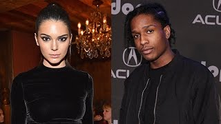 Kendall Jenner Dating A$AP Rocky & Caught In Feud With Singer?