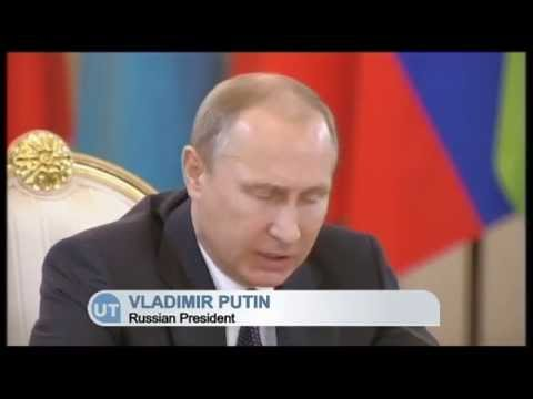 Putin Warns of ISIS Threat in Central Asia: Islamist danger greatest at Tajikistan-Afghan border