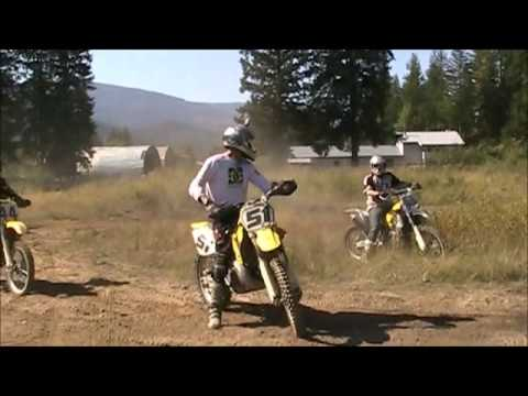 Dirt Bikes Racing Videos Circle Track Dirt Bike Racing