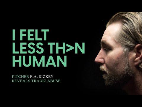 I am Second® - RA Dickey
