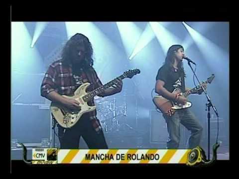 Mancha de Rolando - En La Calle