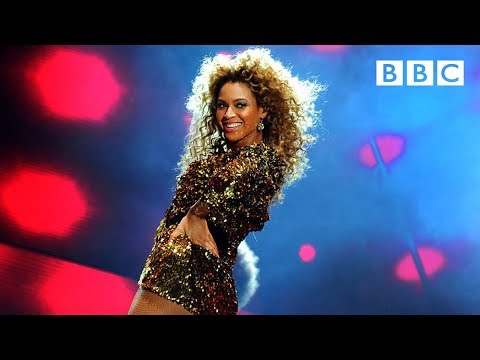 Beyonce live at Glastonbury - Irreplaceable (BBC)