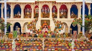 New Year Celebrations - Guruhari Darshan 24 Oct 2014, Sarangpur, India