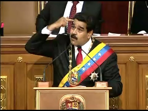 Maduro: El 'autosuicidio' colectivo de la economía