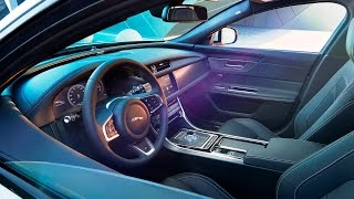 2016 Jaguar XF Interior Design Film - Luxury Car