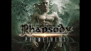 LUCA TURILLI'S RHAPSODY - Prometheus (LYRIC VIDEO)