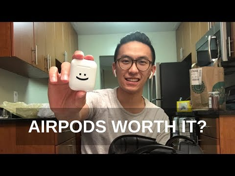 Apple AirPods Review and Unboxing (Worth It?)
