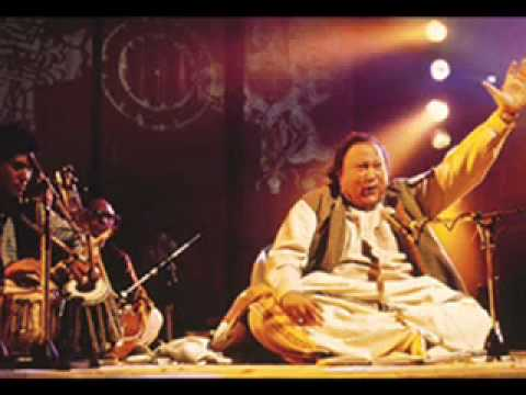 Likh Diya Apne Dar Peh Kisi Ne  Part 1 3    Nusrat Fateh Ali Khan   Youtube video
