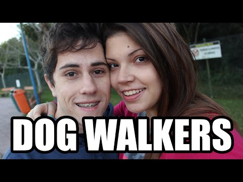 VIRAMOS DOG WALKERS?