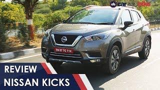Nissan Kicks Review | NDTV carandbike