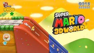 Cemu Emulator 1.10.0f | Super Mario 3D World [1080p] | Nintendo Wii U