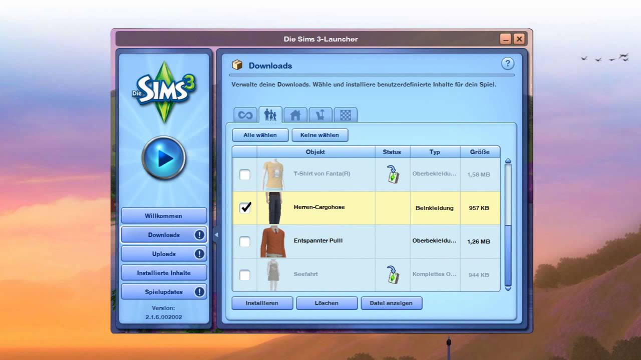 die sims 3 store tutorial teil 2b simpoints card youtube. Black Bedroom Furniture Sets. Home Design Ideas