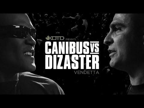 KOTD - Rap Battle - Canibus vs Dizaster - *Co-Hosted by DJ Skee*