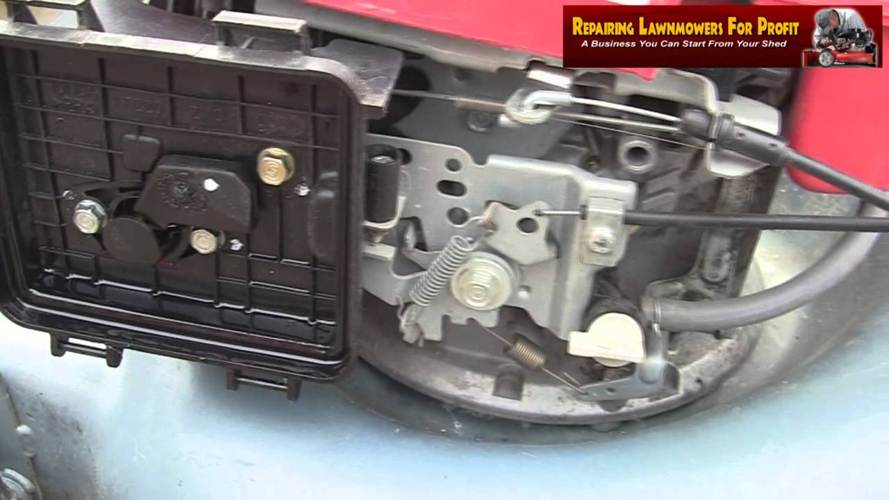 Repairing Lawnmowers For Profit Part 85 ( Honda Izy Not Starting Repair) - YouTube