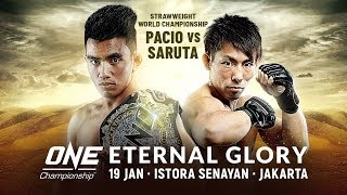 Live in HD ONE Championship ETERNAL GLORY